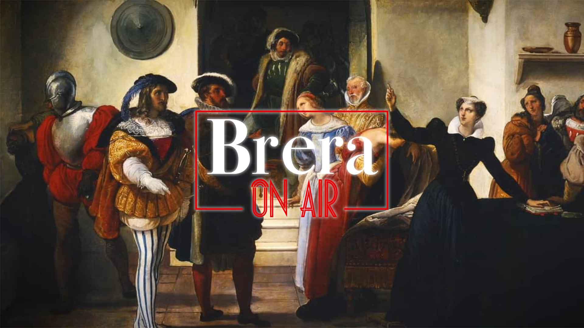 Nei depositi della Pinacoteca con <em>Brera on Air</em>