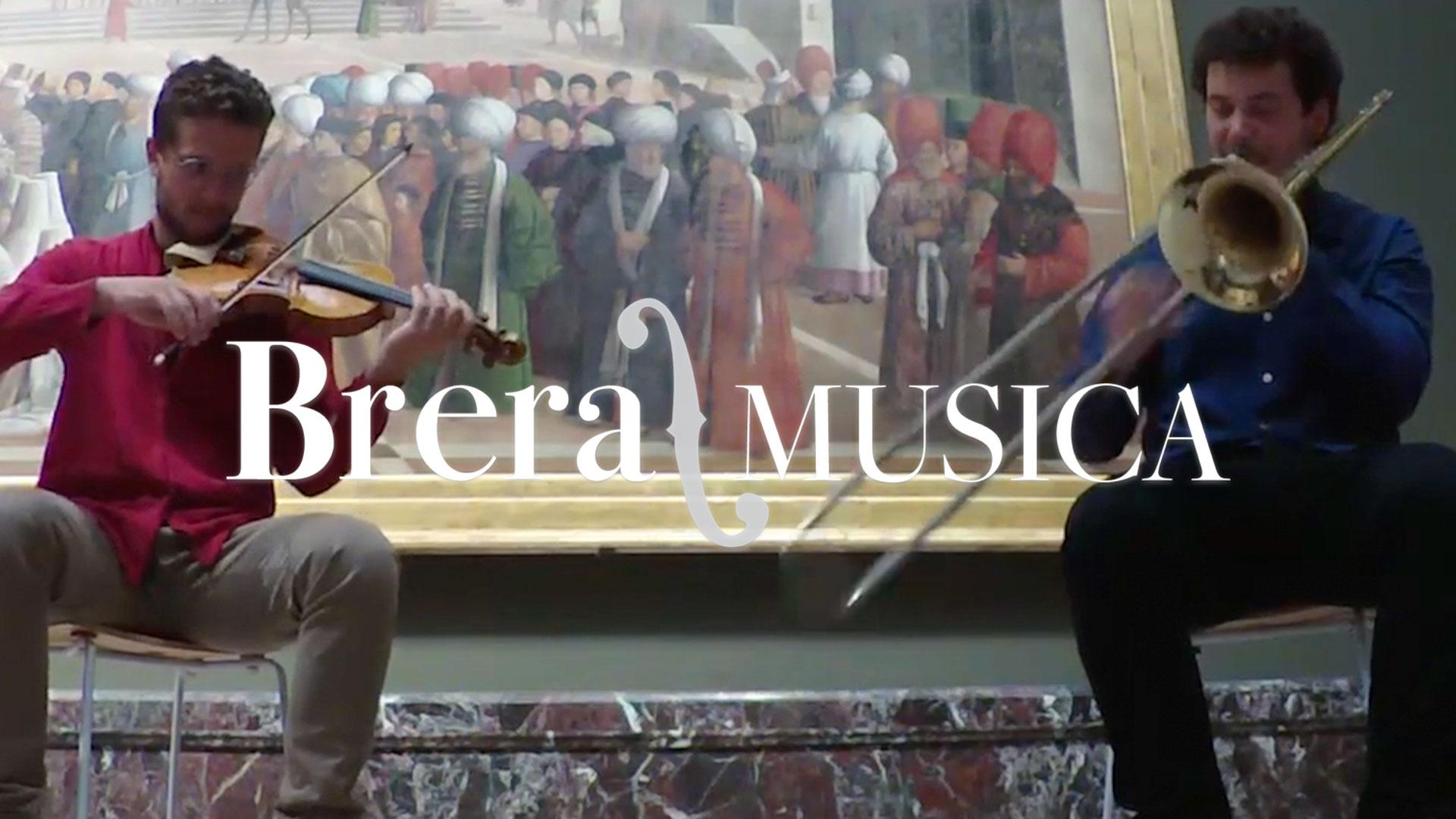 Un terzo giovedì serale di Brera/Musica online