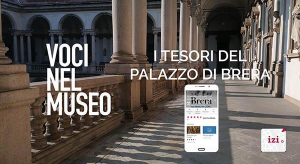Audioguida <em>I Tesori del Palazzo di Brera</em>