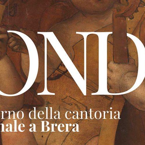 BreraPlus+ presenta <em>Rondò. Il ritorno della Cantoria di Zenale a Brera </em>