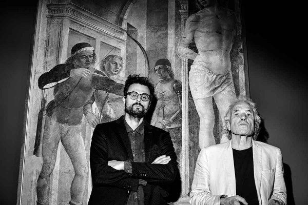 Gabriele Tinti e Abel Ferrara